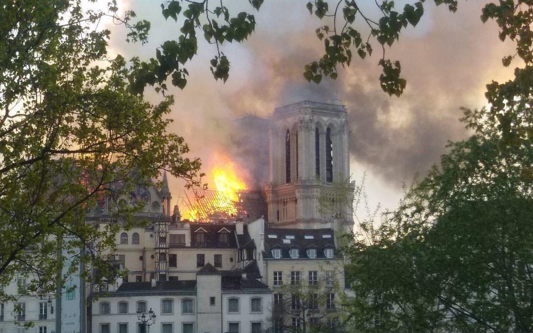 Notre-Dame und die Fratze des Hasses