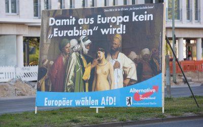 """Dicke Mädchen – gut für Berlin"" (Betrachtungen zum Europawahlkampf)"